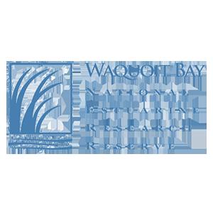 Waquoit Bay National Estuarine Research Reserve - Logo