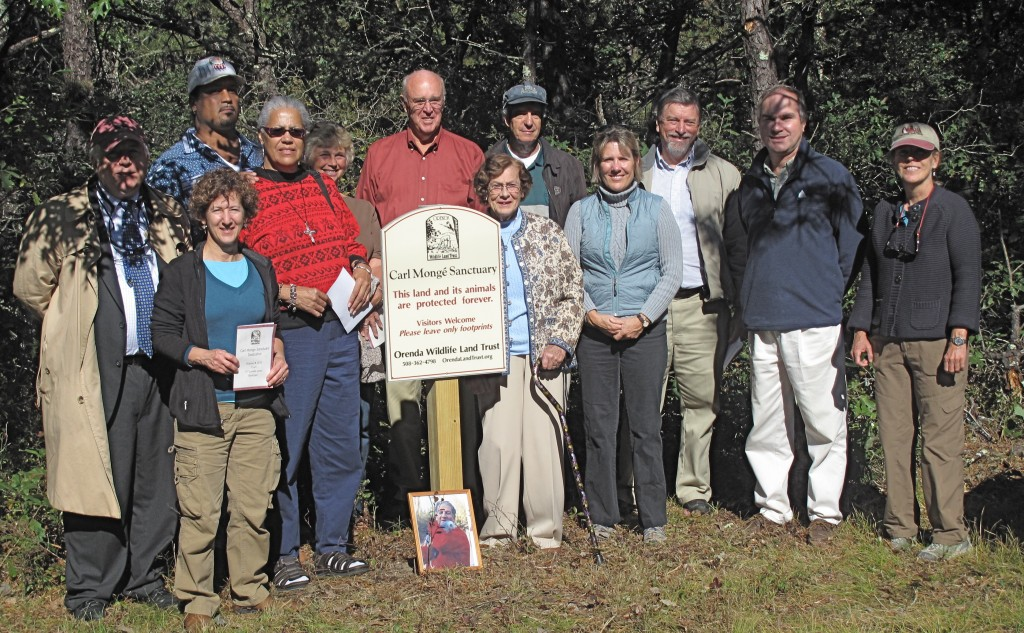 The Carl Monge Sanctuary - Group Photo